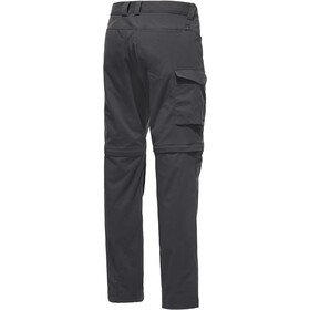 Haglöfs Zip-Off Pants Men magnetite